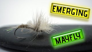 Fly-Tying-How-to-tie-a-Mayfly-Emerger