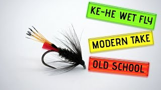 Fly-Tying-How-to-tie-a-variation-on-the-Ke-He
