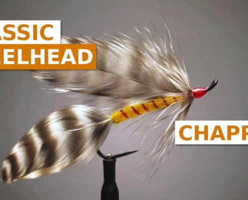 Fly-Tying-the-Chappie-Classic-Steelhead-Fly-Pattern