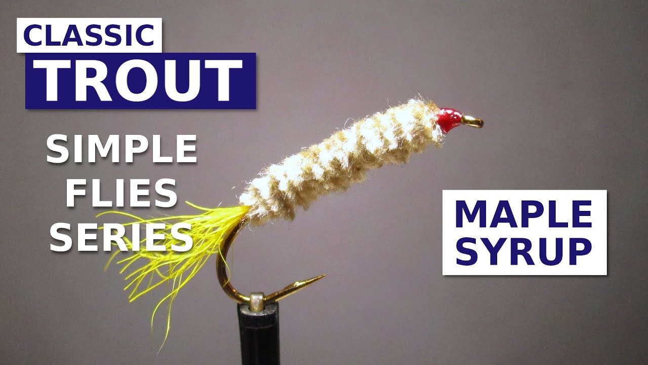 Fly-Tying-the-Maple-Syrup-Hexegenia-Mayfly-Nymph-Pattern