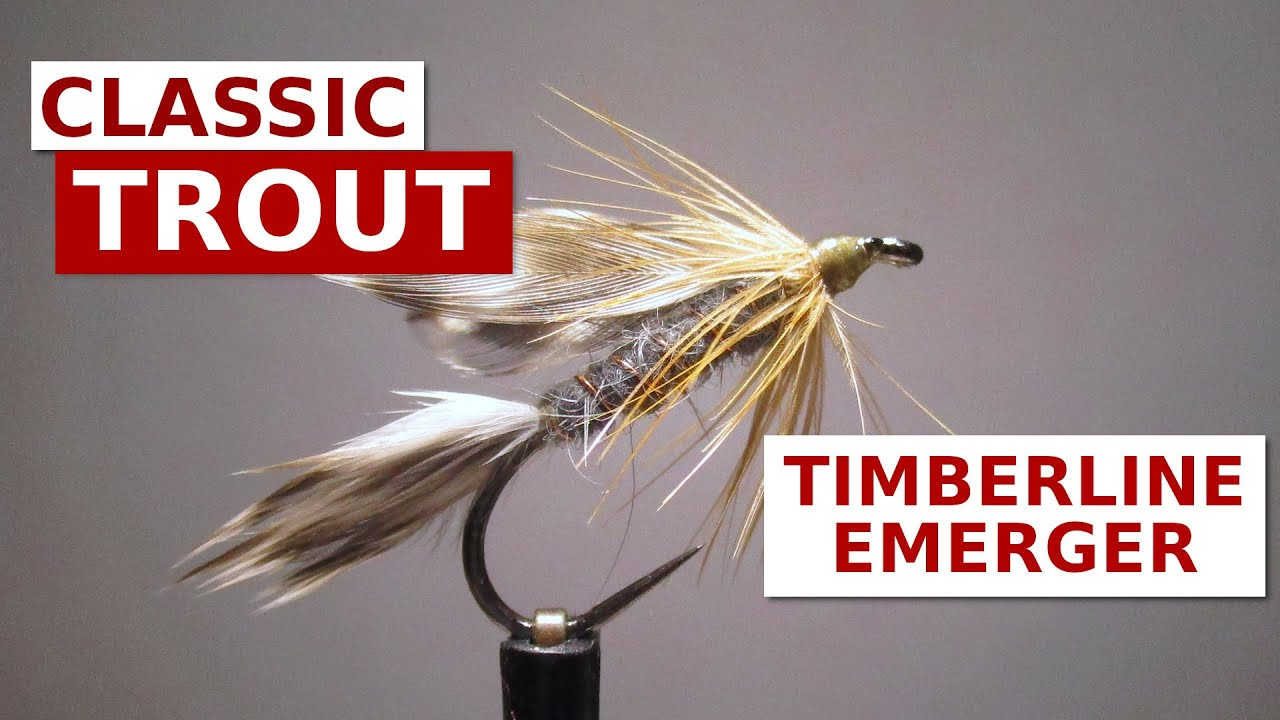 Fly-Tying-the-Timberline-Emerger-Randall-Kaufmann-fly-pattern
