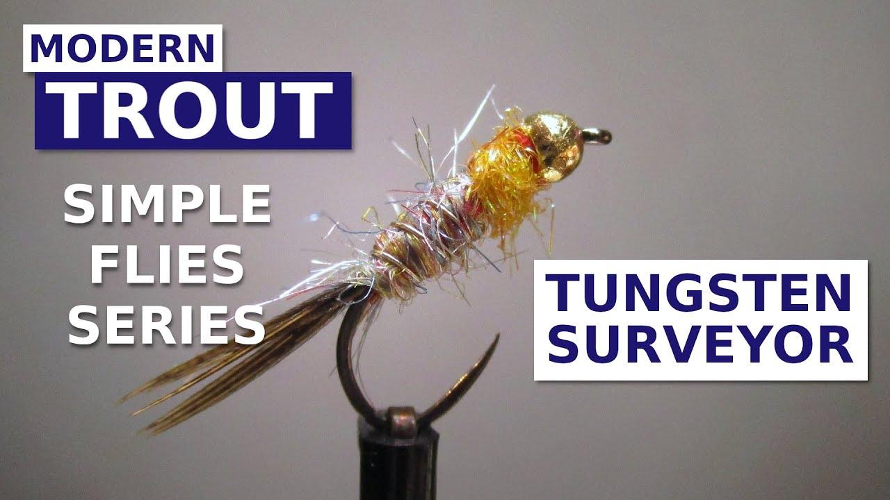 Fly-Tying-the-Tungsten-Surveyor-a-Lance-Egan-nymph-pattern