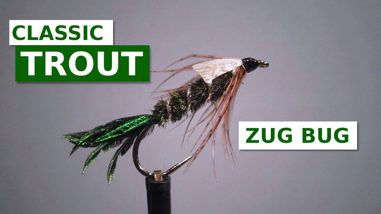 Fly-Tying-the-Zug-Bug-Classic-Nymph-Fly-Pattern