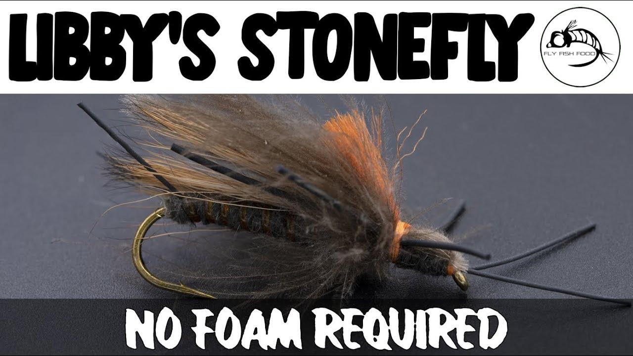 Libbys-Stonefly-HENRYS-FORK-Salmonfly-Pattern