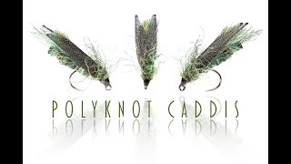 Polyknot-Caddis-Fly-tying-a-great-caddissedge-pattern-with-just-poly-yarn-and-ribbon