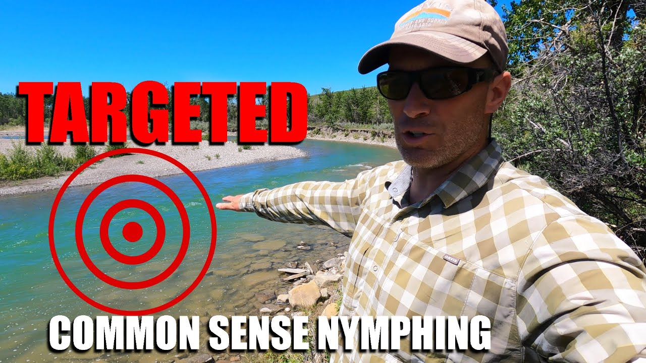 Targeted-Common-Sense-Nymphing.-How-to-Fly-Fish-Nymphs-with-an-Indicator-to-SPECIFIC-Trout-Lies