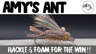 Amys-Ant-SUPER-Buggy-Dry-Fly-Hackle-and-FOAM