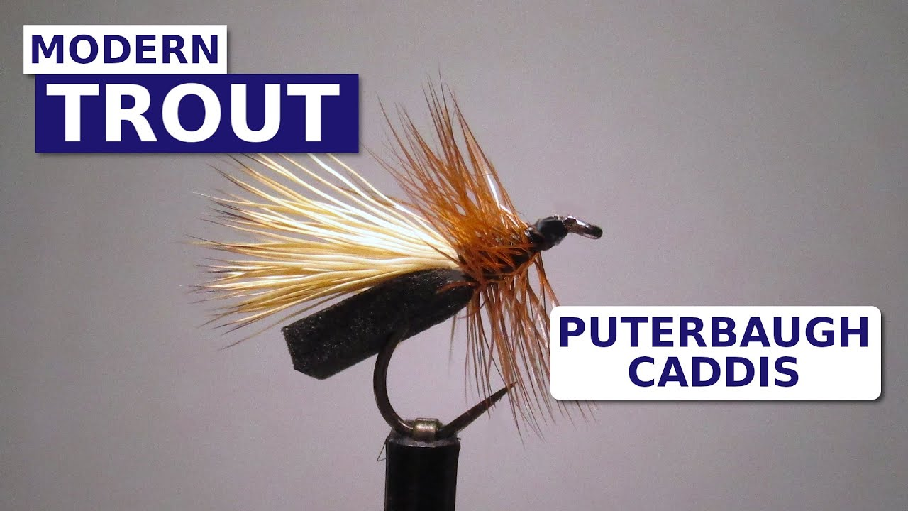 Fly-Tying-the-Puterbaugh-Caddis-Trout-Dry-Fly