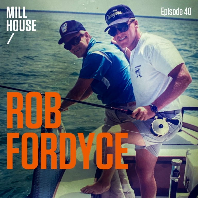 Episode 40: Capt. Rob Fordyce – Voodoo Dady