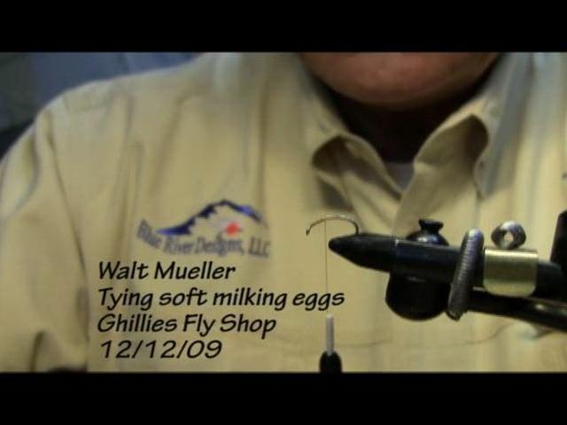 Walt-Mueller-Tying-Soft-milking-eggs