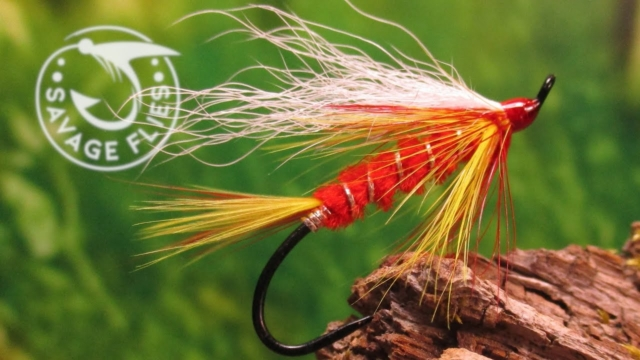 Fly-Tying-the-Skykomish-Sunrise-American-Classic-fly-pattern