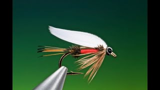 Flytying-a-Royal-Coachman-wet-fly-with-Barry-Ord-Clarke
