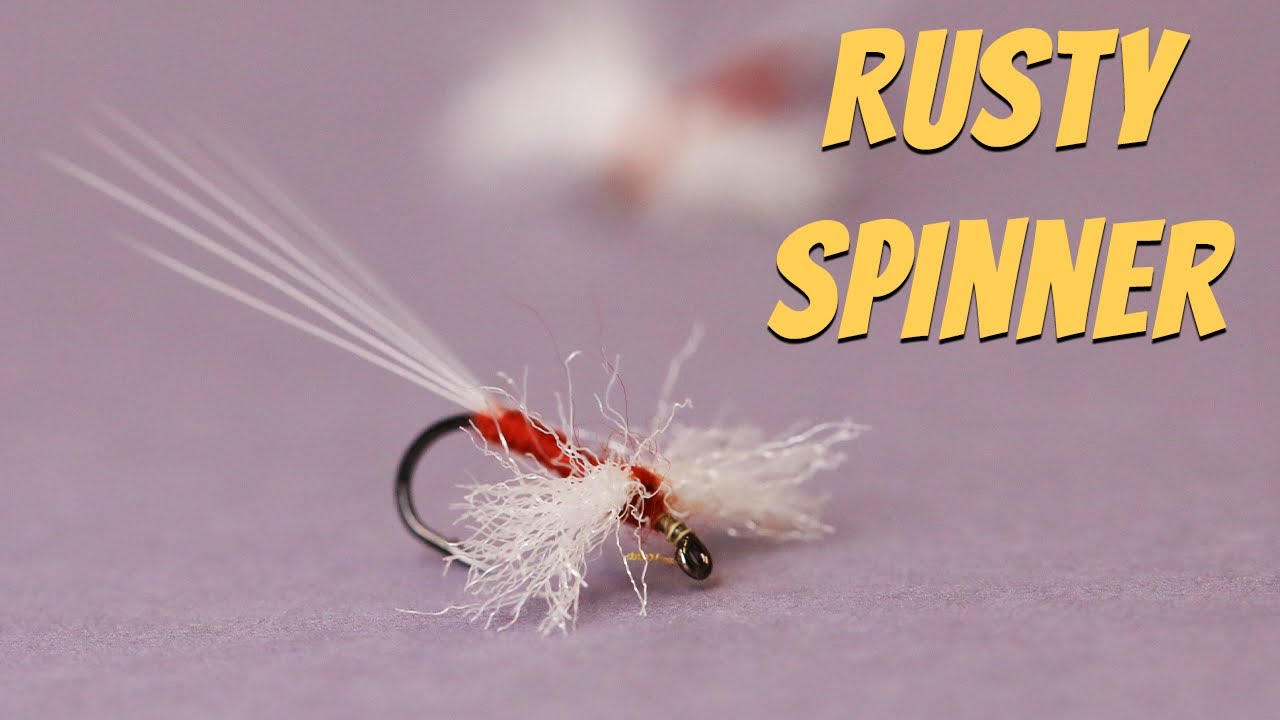 Rusty-Spinner-Fly-Tying-Tutorial