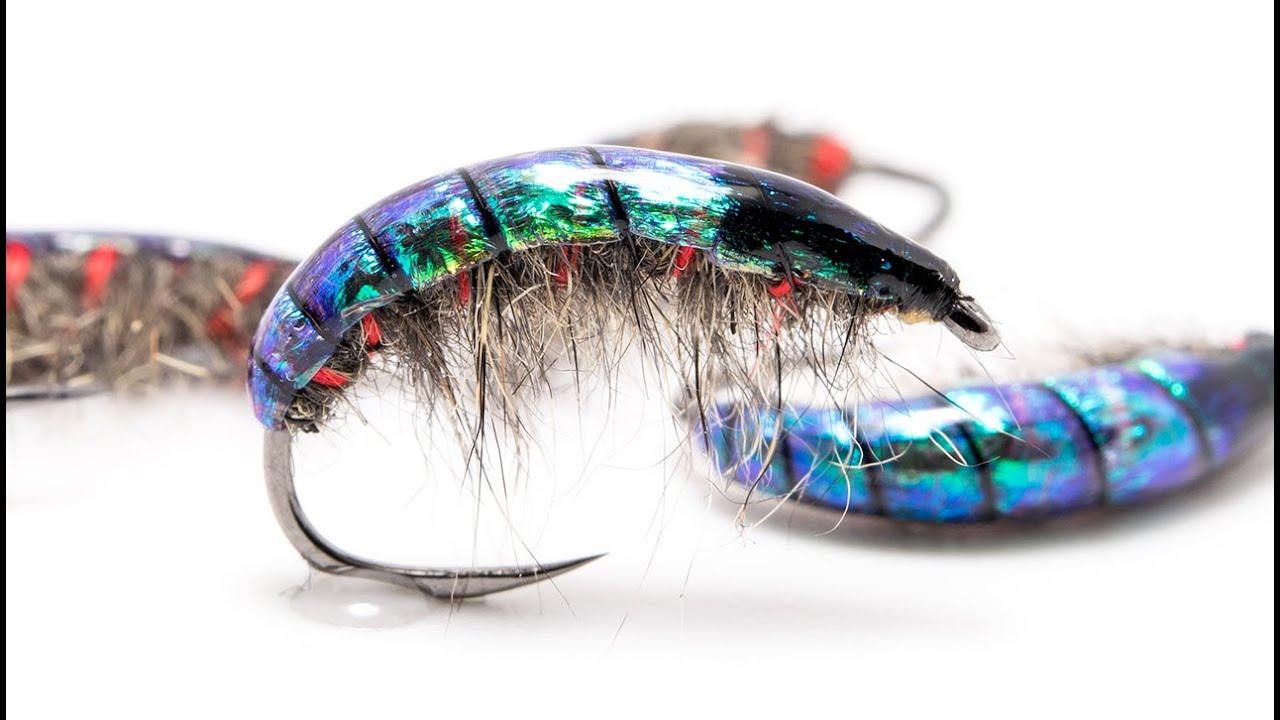 Fly-Tying-A-Toxic-Shrimp