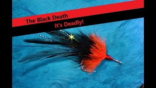 Fly-Tying-The-Black-Death-Tarpon-Fly-with-Martyn-White