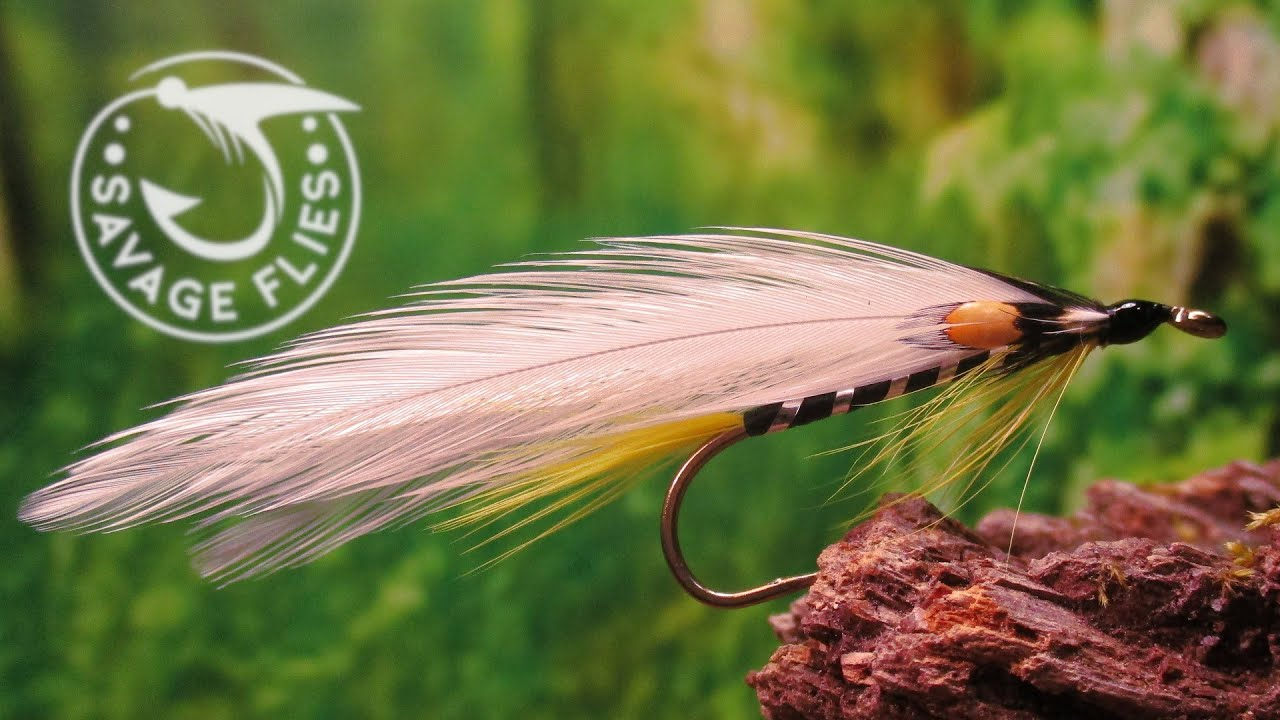 Fly-Tying-the-Black-Ghost-Classic-American-Streamer