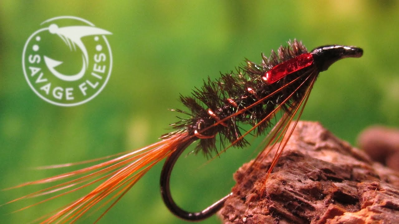 Fly-Tying-the-Diawl-Bach-Stillwater-Nymph-Pattern