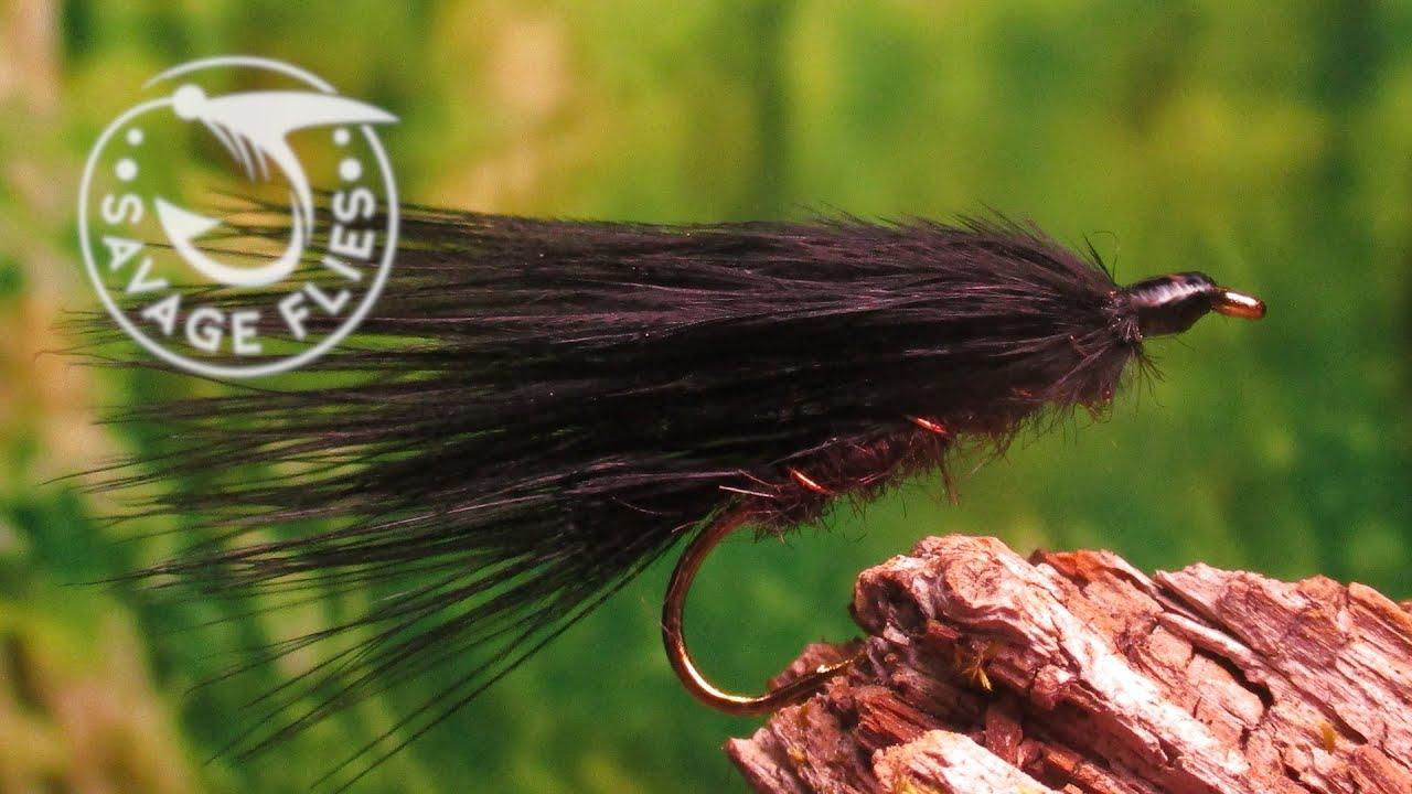Fly-Tying-the-Don-King-Marabou-Leech-Pattern