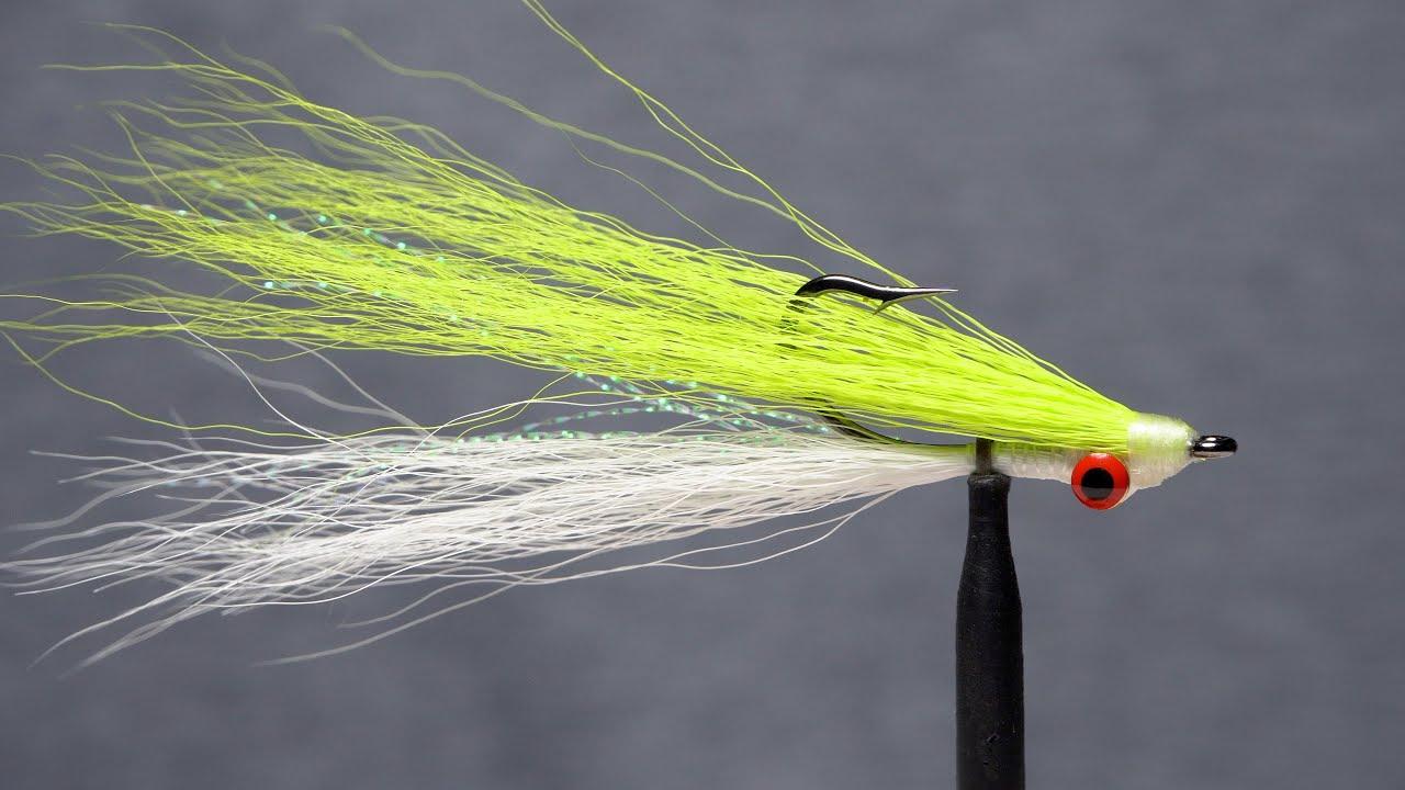 Freshwater-Clouser-Minnow