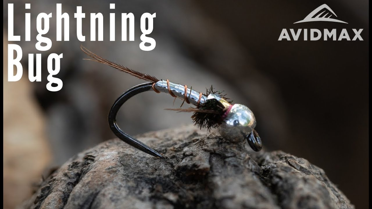 How-to-tie-the-Lightning-Bug-AvidMax-Fly-Tying-Tuesday-Tutorials