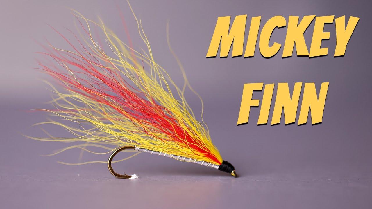 Mickey-Finn-Fly-Tying-Tutorial-Best-Pattern