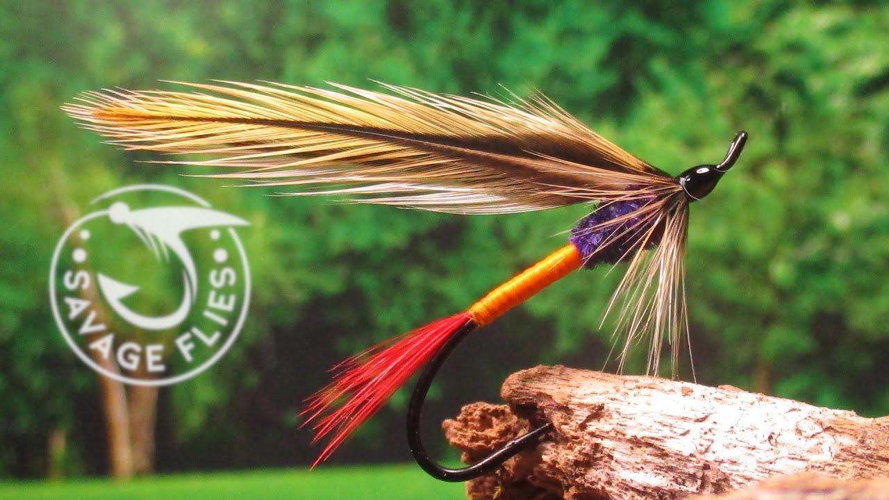 Fly-Tying-the-Purple-Joe-Trout-or-Steelhead-Streamer