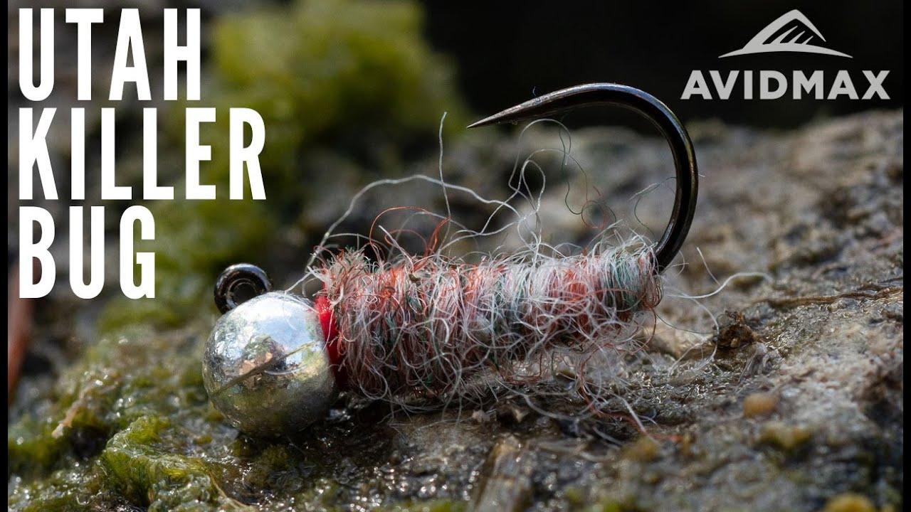 How-to-tie-the-Utah-Killer-Bug-AvidMax-Fly-Tying-Tuesday-Tutorials